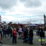 "Fun fair as part of the ""Fun in the Sun"" event run by Denbighshire County Council"