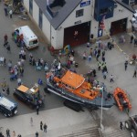 Shot from Police helicopter NW1. Courtesy of North Wales police airborne support unit.