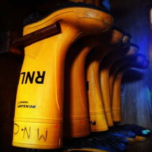 RNLI Welly