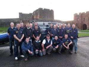 RNLI Flood Response Team