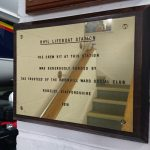 Donation to Rhyl RNLI funds by Midlands social club Trustees