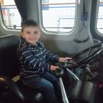 Bradley (aged 4) gives his life saving to Rhyl RNLI volunteers