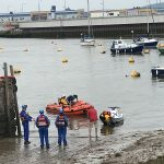 Latest Rhyl RNLI inshore lifeboat callout 20/5/18