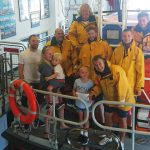 2 fantastic donations to help Rhyl lifeboat crew's Shannon lifeboat appeal
