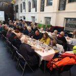 Fish and Chip supper is a resounding success