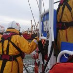 Latest callout for Rhyl RNLI volunteers 23/3/19