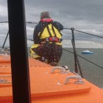 Two callouts in one day for Rhyl RNLI 21/7/19.