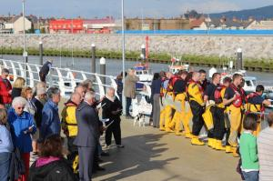 blessing of boats service